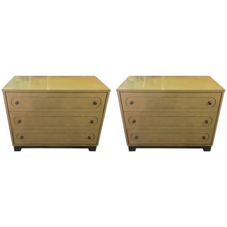 Pair of Romweber Chest of Drawers For Sale