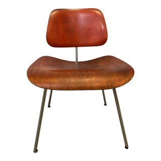 Red Analine Dye Dcm Designed by Charles and Ray Eames For Sale