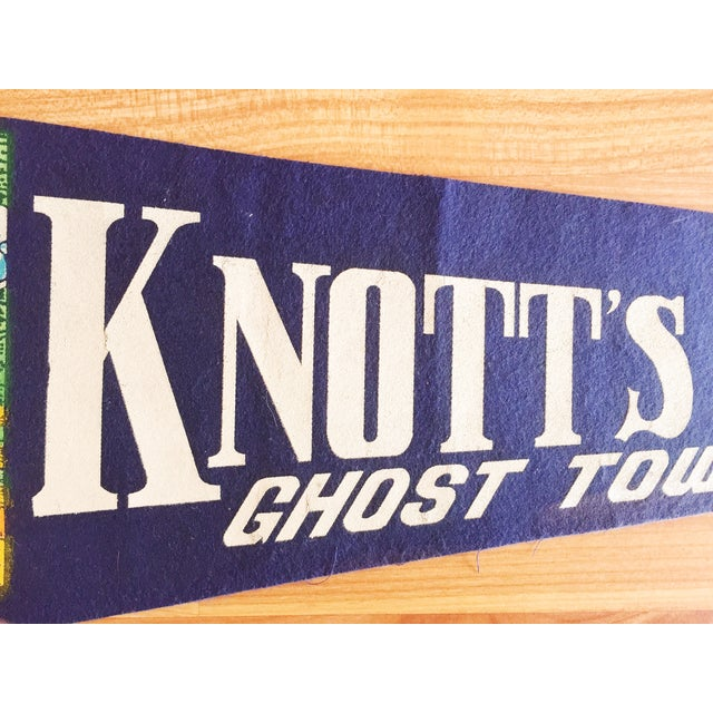 Knott's Berry Farm Vintage Pennant - Image 4 of 6