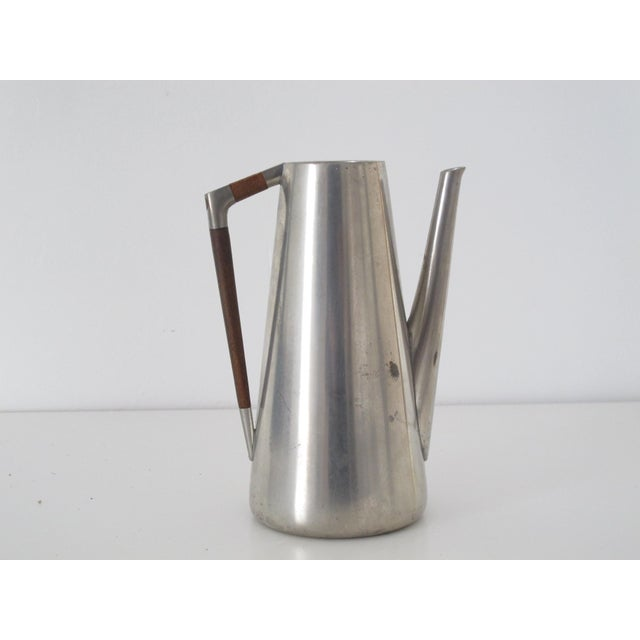Silver Coffee Pot - Image 3 of 8