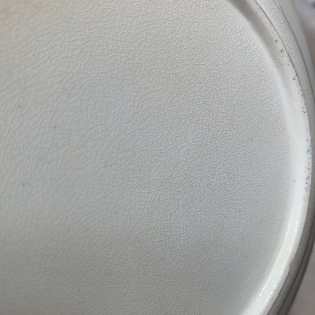 Antique English Masons Minton Shallow Bowls - Set of 4 For Sale - Image 11 of 12