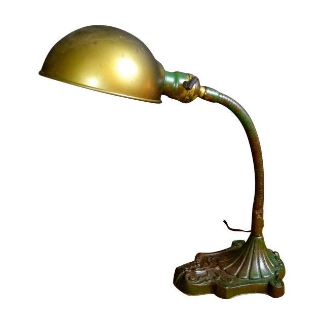 Vintage Industrial Desk Lamp - Image 1 of 7