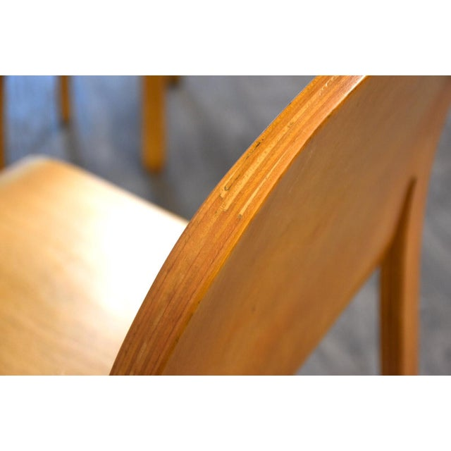Peter Danko Free Form Dining Chair For Sale - Image 9 of 10