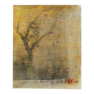 "Contemporary ""KI.VII"" Tree Print For Sale"