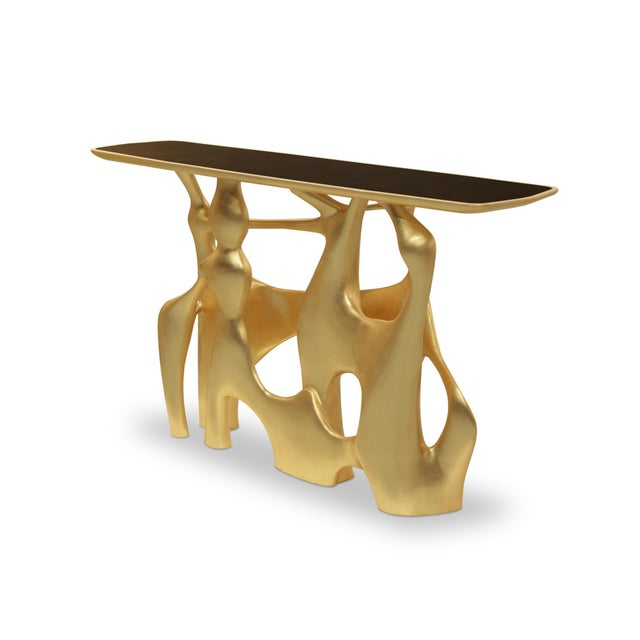 Contemporary Console Bastei From Covet Paris For Sale - Image 3 of 7