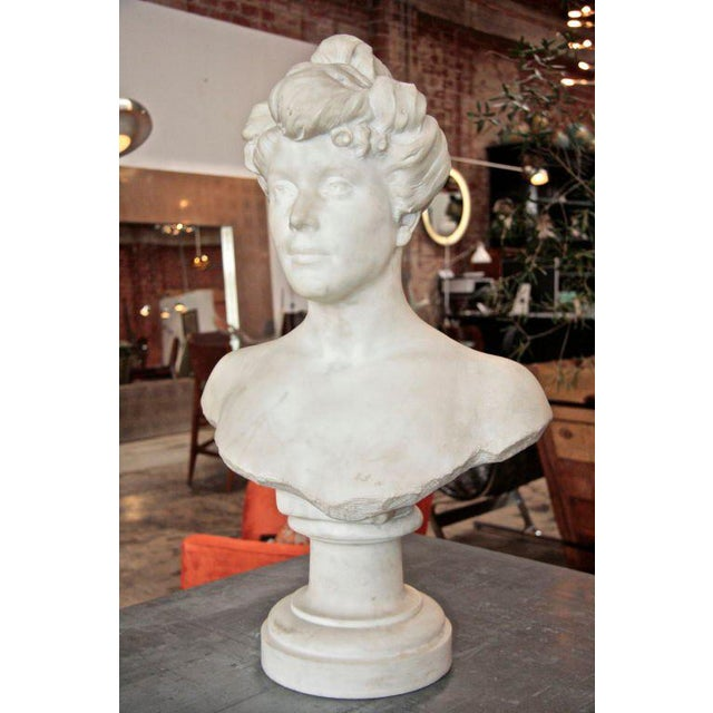 """""""Liberty"""" Bust of a Woman, 1905 - Image 2 of 6"""