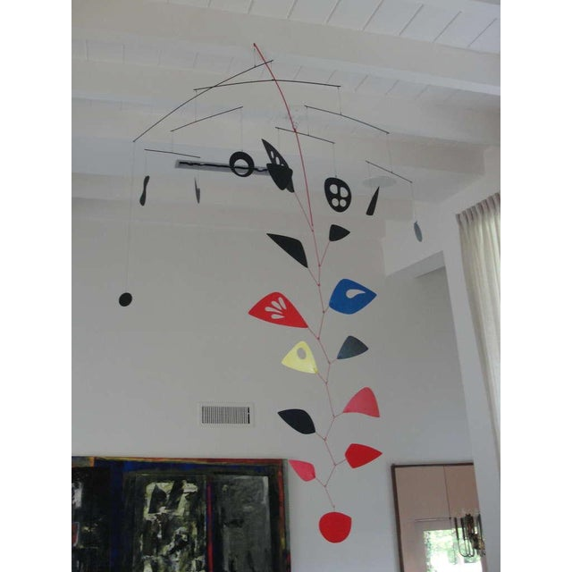 Hanging Mobile in the Manner of Calder - Image 3 of 5