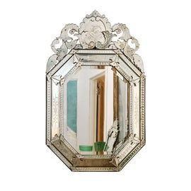 Image of Neoclassical Wall Mirrors