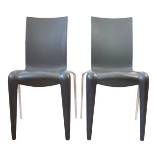 1990s Louis XX Philippe Starck for Vitra Dining Chairs - a Pair For Sale