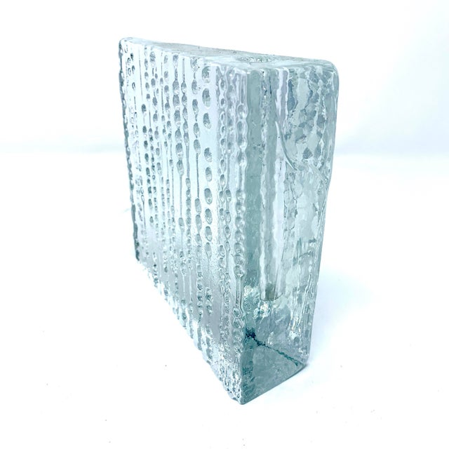 Vintage Iittala Arkipelago Triangle Candle Holders by Timo Sarpenova - Set of 3 For Sale In Sacramento - Image 6 of 13