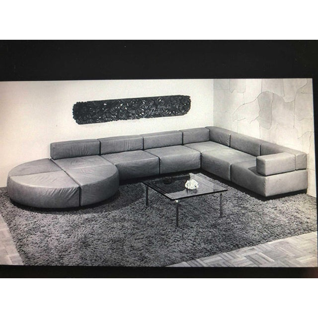 Harvey Probber 11 Piece Cubo Modular Sofa For Sale - Image 9 of 13