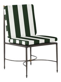 Image of Green Outdoor Dining Chairs