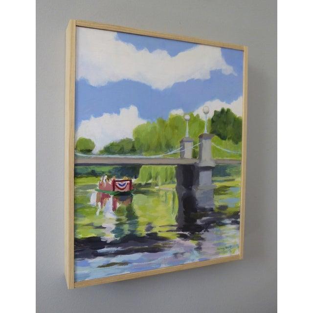 """""""Swan Boat"""" -Boston Public Garden - Image 3 of 5"""