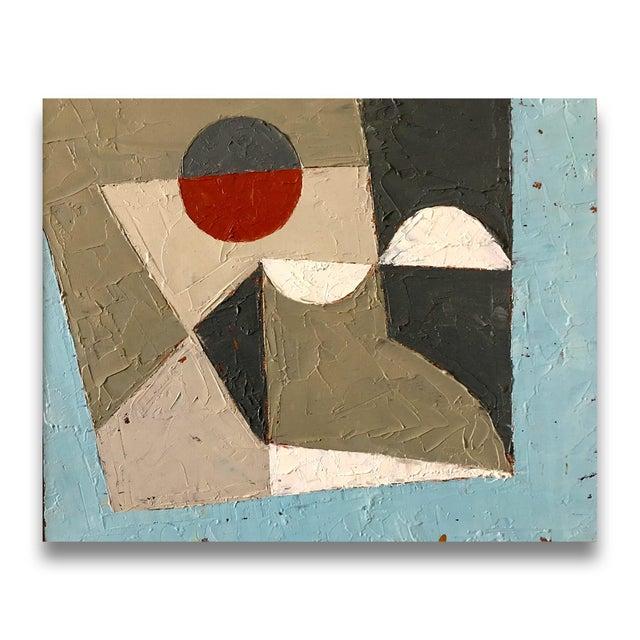"Jeremy Annear Jeremy Annear ""Moon Field"", Painting For Sale - Image 4 of 4"
