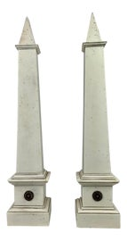 Image of Neoclassical Revival Obelisks
