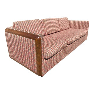 """1970""""s Three Seaters Sofa For Sale"""