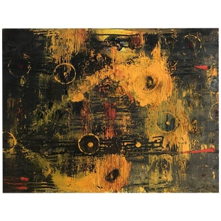 Abstract Oil Painting by Jay Miller For Sale