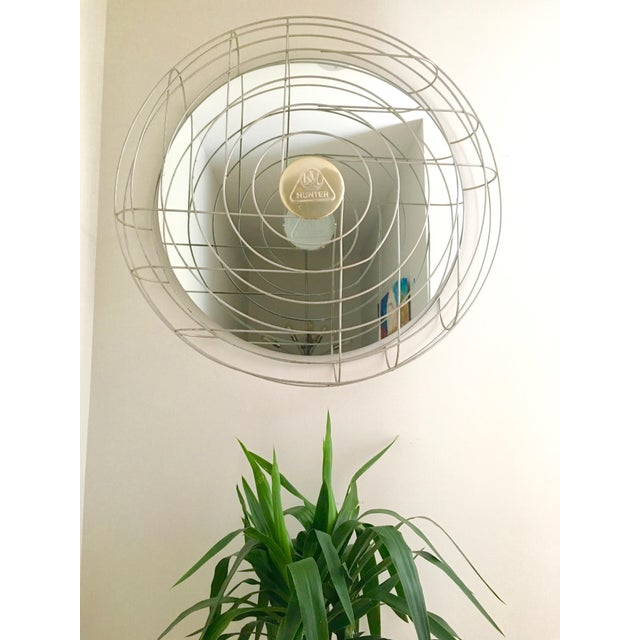 The lines of this Robbins & Myers fan cage really caught our attention. This company was founded in 1878 as a gray iron...