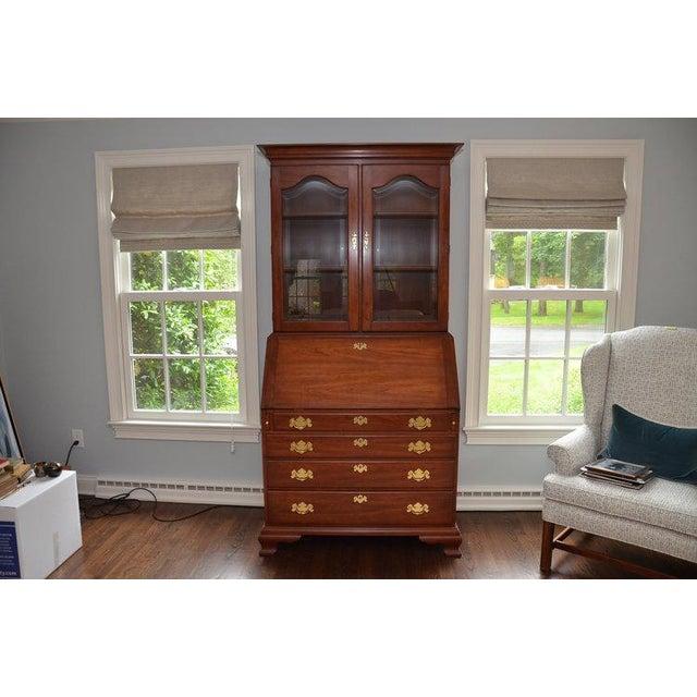 Henkel Harris John Hancock Secretary Desk For Sale In New York - Image 6 of 10