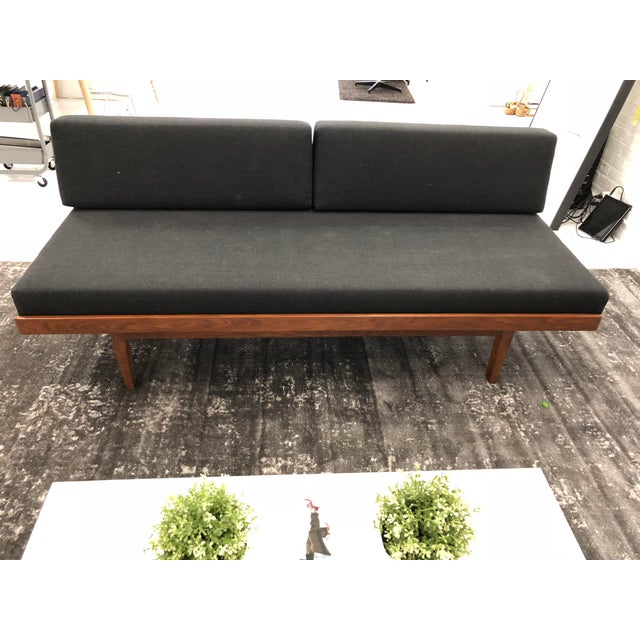 Museum Piece - Arden Riddle Mid Century Modern Sofa Daybed For Sale - Image 11 of 11
