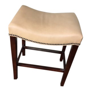 Transitional Hickory Chair Furniture Co. Madigan Counter Stool