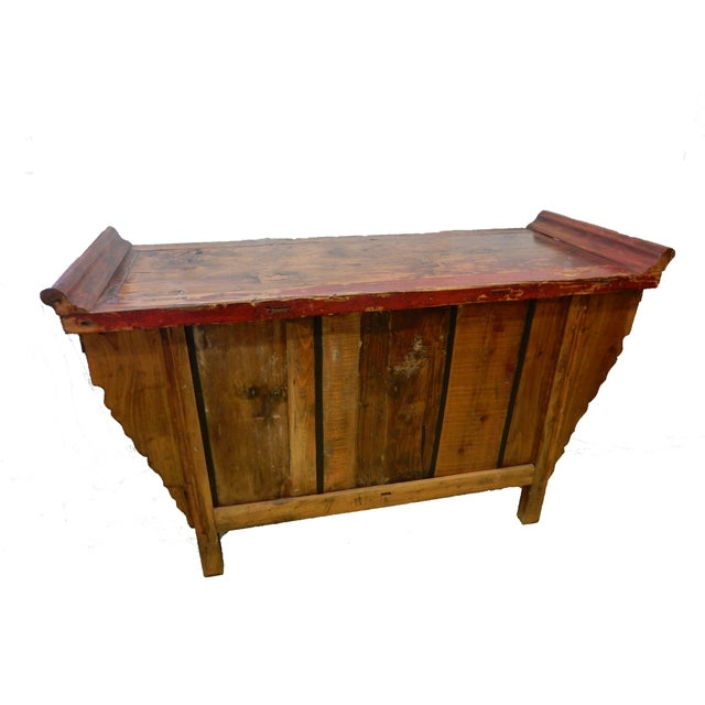 Cantonese Altar Table Bat Fu Chest. For Sale - Image 9 of 9