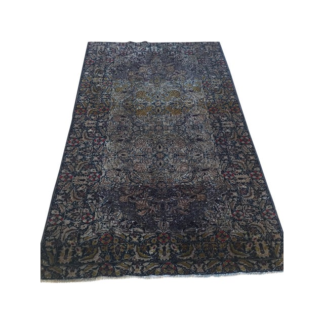 Antique Persian Rug - 3′6″ × 5′10″ - Image 1 of 4