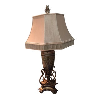 Fine Art Pastiche Table Lamp For Sale