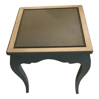 Vintage Drexel Heritage French Style Accent Table For Sale