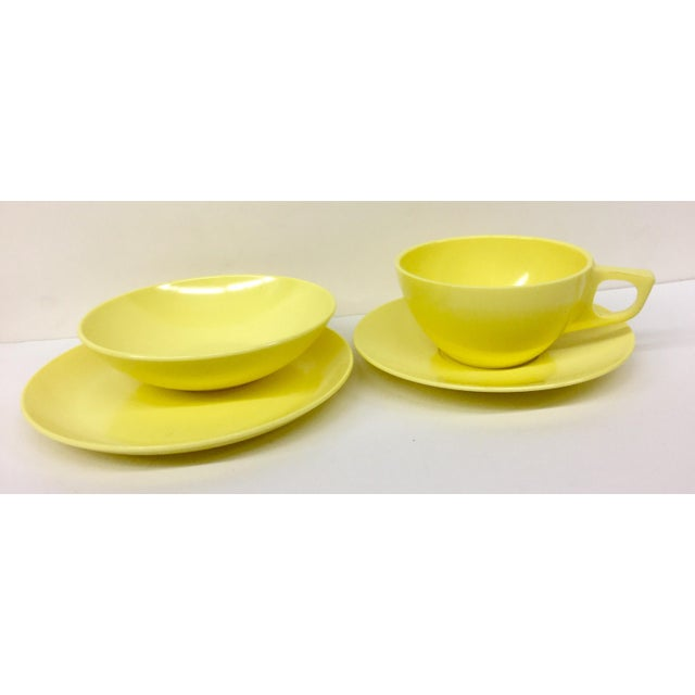 Sun Valley Mel Mac Service for 3 Tableware - 12 Pc. For Sale In Boston - Image 6 of 11