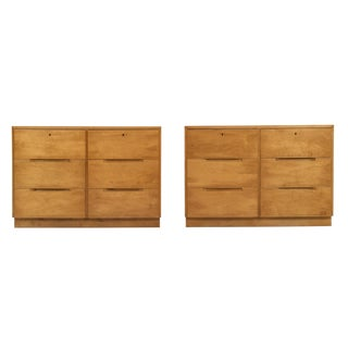 Pair of Alvar Aalto Cabinets For Sale