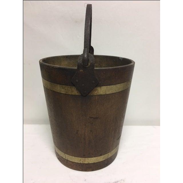 1880s Water Bucket - Image 3 of 5