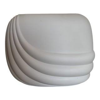 1970s Rosenthal Studio Line White Porcelain Bisque Vase For Sale