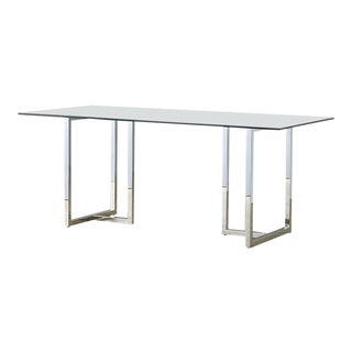 Cb2 Glass Table