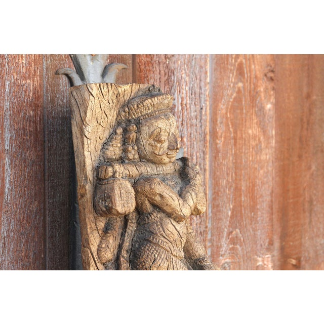 18th Century Rajasthani Temple Carving For Sale In Los Angeles - Image 6 of 13