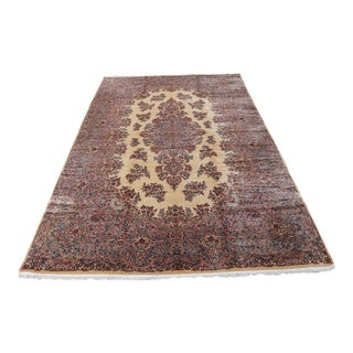 Vintage Karastan Traditional Floral Rug - 11′4″ × 17′10″ For Sale