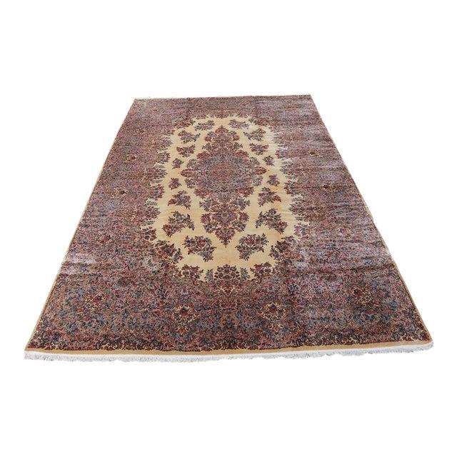 Vintage Karastan Traditional Floral Rug - 11′4″ × 17′10″ For Sale