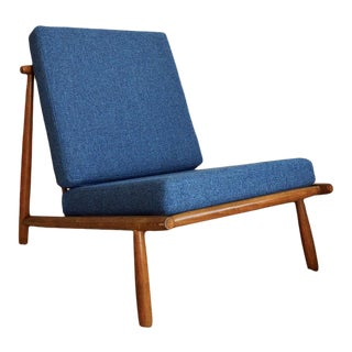 1950s Vintage Alf Svensson Domus 1 Lounge Chair For Sale