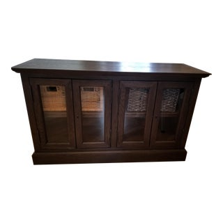 Restoration Hardware French Casement Sideboard