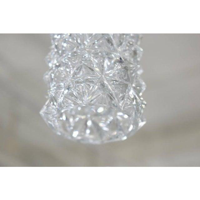 1960s Austrian Glass Pendants - a Pair For Sale - Image 4 of 7