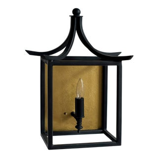vanCollier Pagoda Sconce For Sale