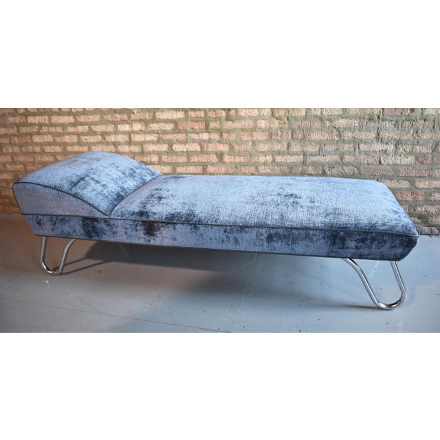 Art Deco Kem Weber Art Deco Style Daybed For Sale - Image 3 of 7