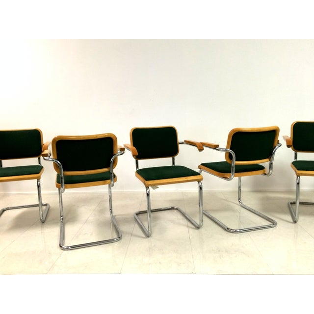 Vintage Thonet Marcel Breuer Cesca Chairs - 6 - Image 6 of 7