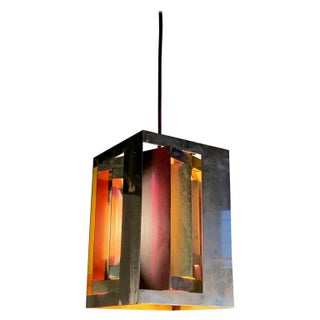 "Danish Modern Limited Edition ""Kassablanka"" Pendant Light by Simon Henningsen For Sale"