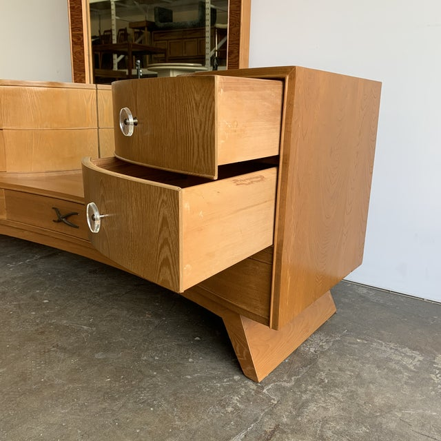 Paul Frankl for Brown and Saltman Vanity For Sale - Image 12 of 13