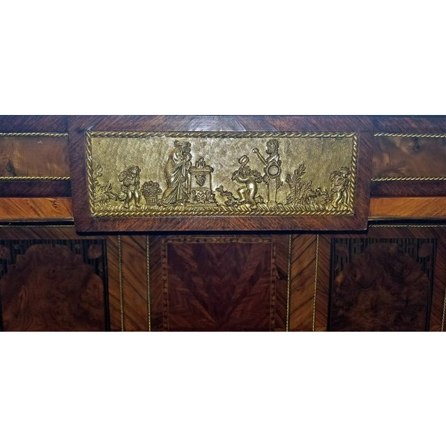 19c French Breakfast Console Buffet For Sale - Image 9 of 13