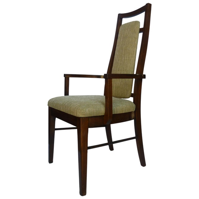 1960's Dining Room Chairs in Walnut - Set of 6 - Image 3 of 9