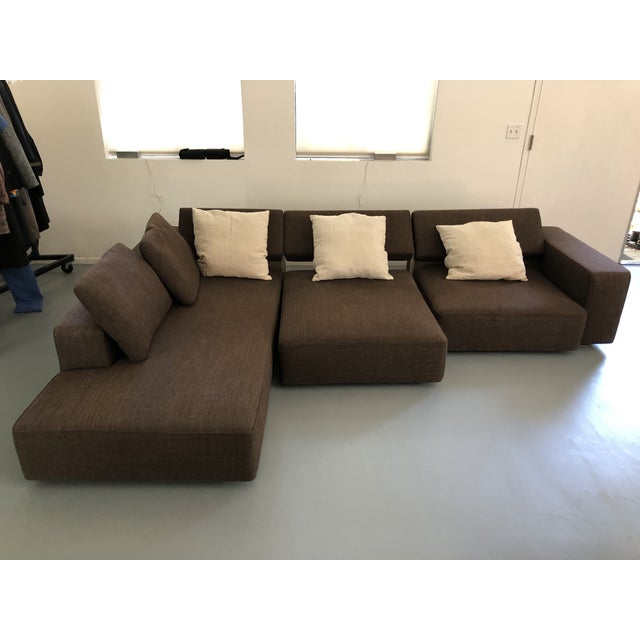 B&b Italia Andy Sectional Sofa by Paolo Piva For Sale In San Francisco - Image 6 of 8