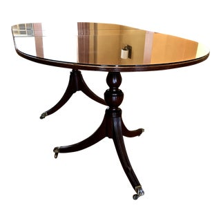 Antique Queen Anne Dining Table
