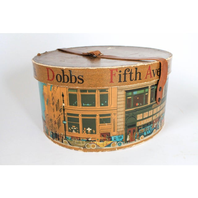 Dobbs Fifth Avenue New York Hat Box For Sale In Milwaukee - Image 6 of 8